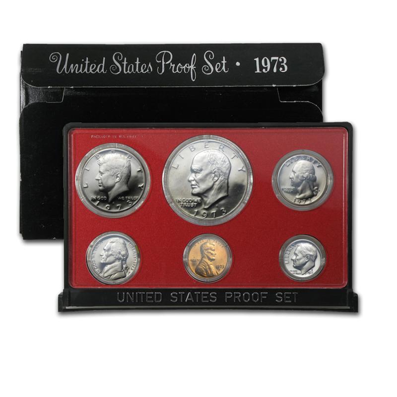 1973-S U.S. Mint Proof