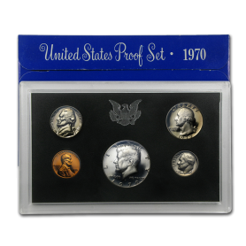 1970-S U.S. Mint Proof Set