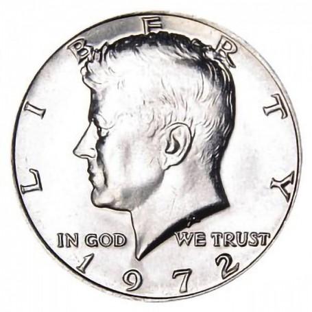 1972-P Kennedy Half Dollar
