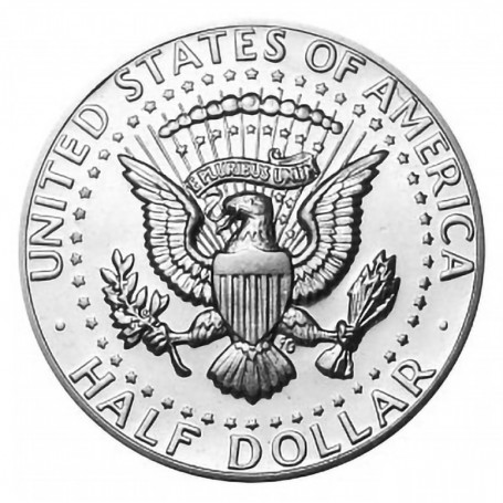 1973-S Kennedy Half Dollar Proof