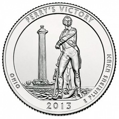 2013-D Perrys Victory and Int. Peace Memorial Quarter