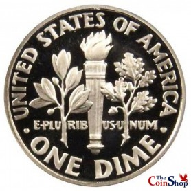 1994-S Silver Proof Roosevelt Dime