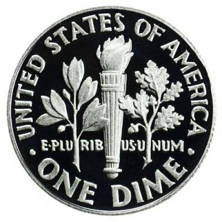 2014-S Silver Proof Roosevelt Dime