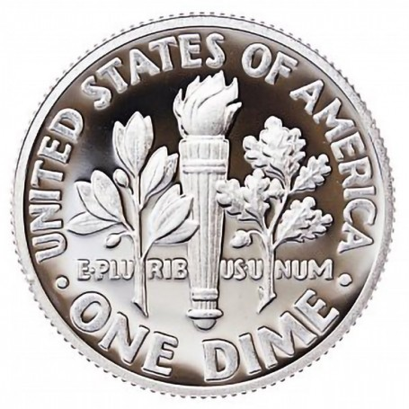 2015-S Silver Proof Roosevelt Dime