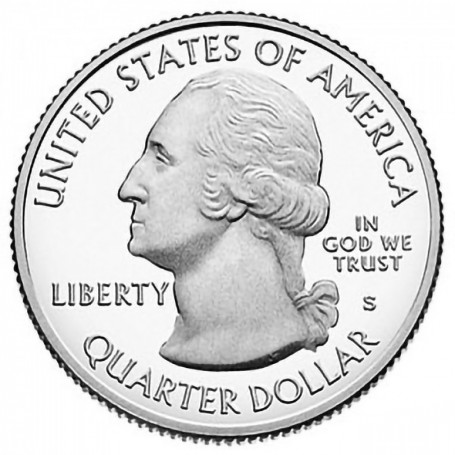 2016-S Fort Moultrie National Monument Quarter Proof