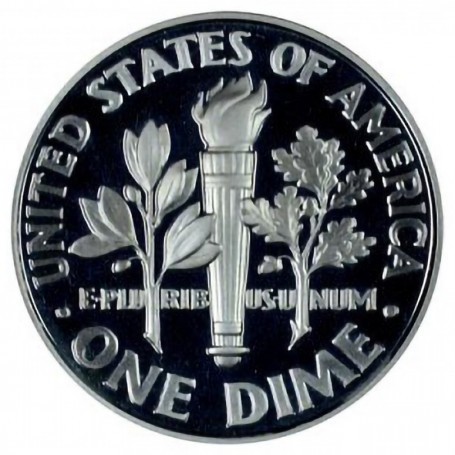 2006-S Silver Proof Roosevelt Dime