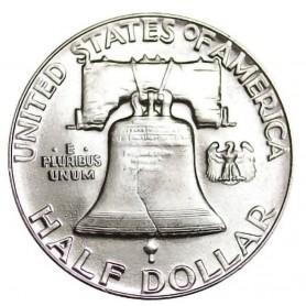 1952-P Franklin Half Dollar