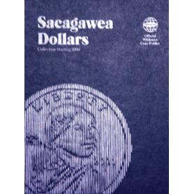 Sacagawea Dollar Book No. 1, 2000-2008