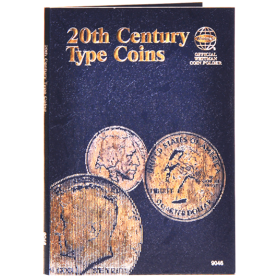 20th Century Type Coin Book
