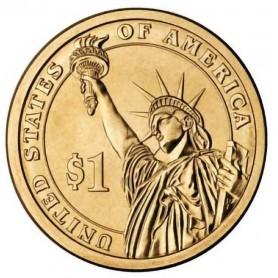 2007-P George Washington Presidential Dollar
