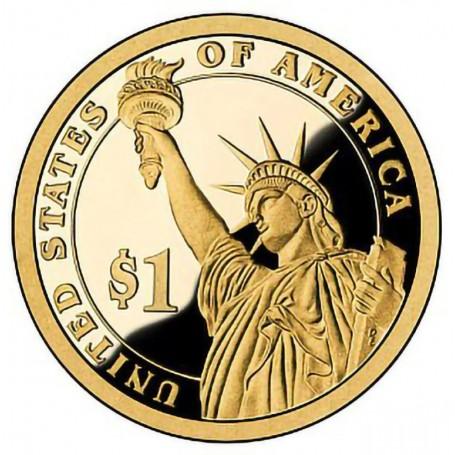 2008 S Proof Martin Van Buren Presidential Dollar Choice Uncirculated US Mint