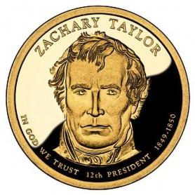 2009-S Zachary Taylor Presidential Dollar