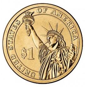 2013-D William Mckinley Presidential Dollar