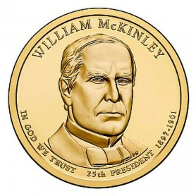 2013-P William Howard Taft Presidential Dollar