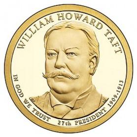 2013-S William Howard Taft Presidential Dollar