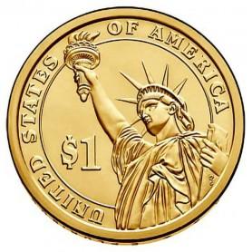 2014-P Calvin Coolidge Presidential Dollar