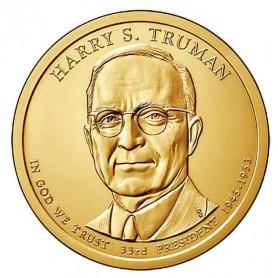 2015-D Harry S Truman Presidential Dollar