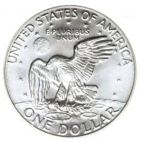 1972-S Eisenhower Dollar 40% Silver