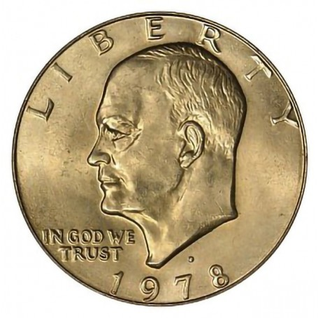 1977 S Coins Choice Uncirculated Proof and 1978 S Proof Clad Eisenhower Dollars 3 1976 S