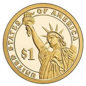 2015-S Dwight D Eisenhower Presidential Dollar