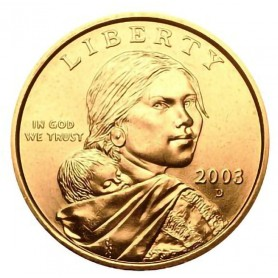 2002-S Sacagawea Dollar Proof