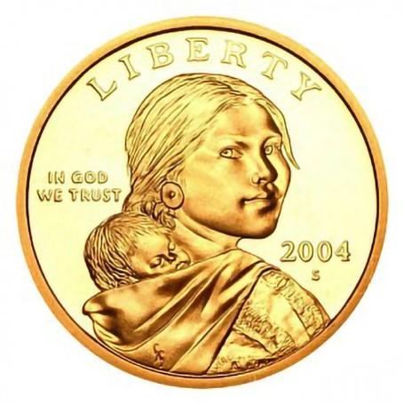 2004 S Sacagawea Dollar Proof Collectible Sacagawea Dollars
