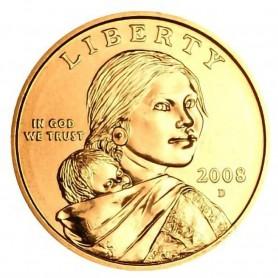 2008-D Sacagawea Dollar