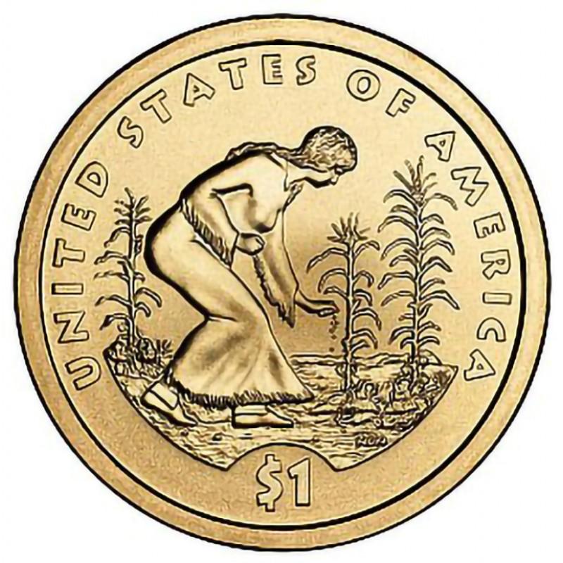 2009-D Sacagawea Dollar