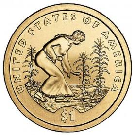 2009-P Sacagawea Dollar