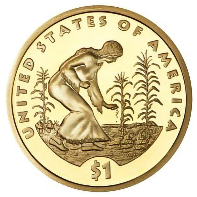 2009-S Sacagawea Dollar Proof