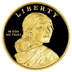 2010-S Sacagawea Dollar Proof