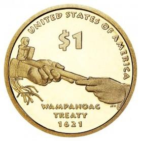 2011-S Sacagawea Dollar Proof