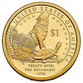 2013-P Sacagawea Dollar