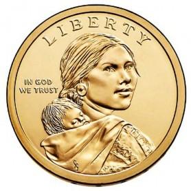 2014-D Sacagawea Dollar