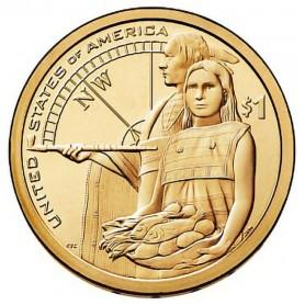 2015-P Sacagawea Dollar