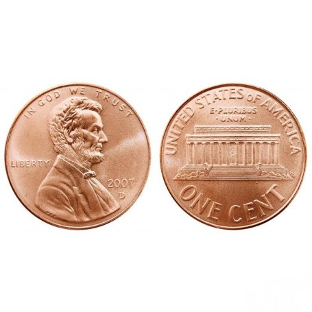 2007-D Lincoln Cent