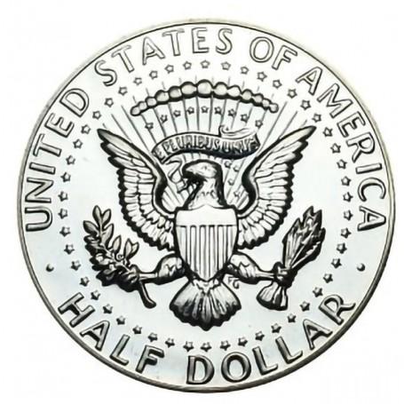 1969-S Kennedy Half Dollar 40% Silver