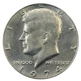 1974-P Kennedy Half Dollar