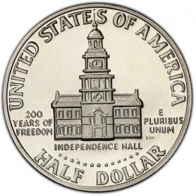 1976-S Bicentennial Kennedy Half Dollar