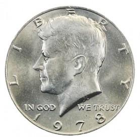 1978-P Kennedy Half Dollar