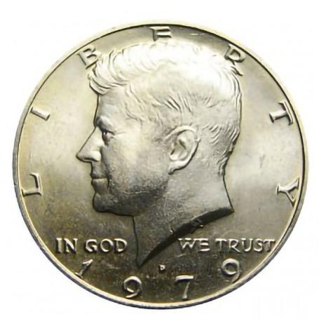 1979-D Kennedy Half Dollar