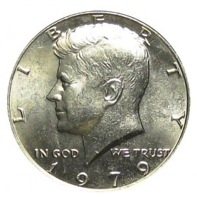 1979-P Kennedy Half Dollar