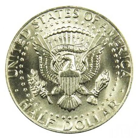 1980-P Kennedy Half Dollar
