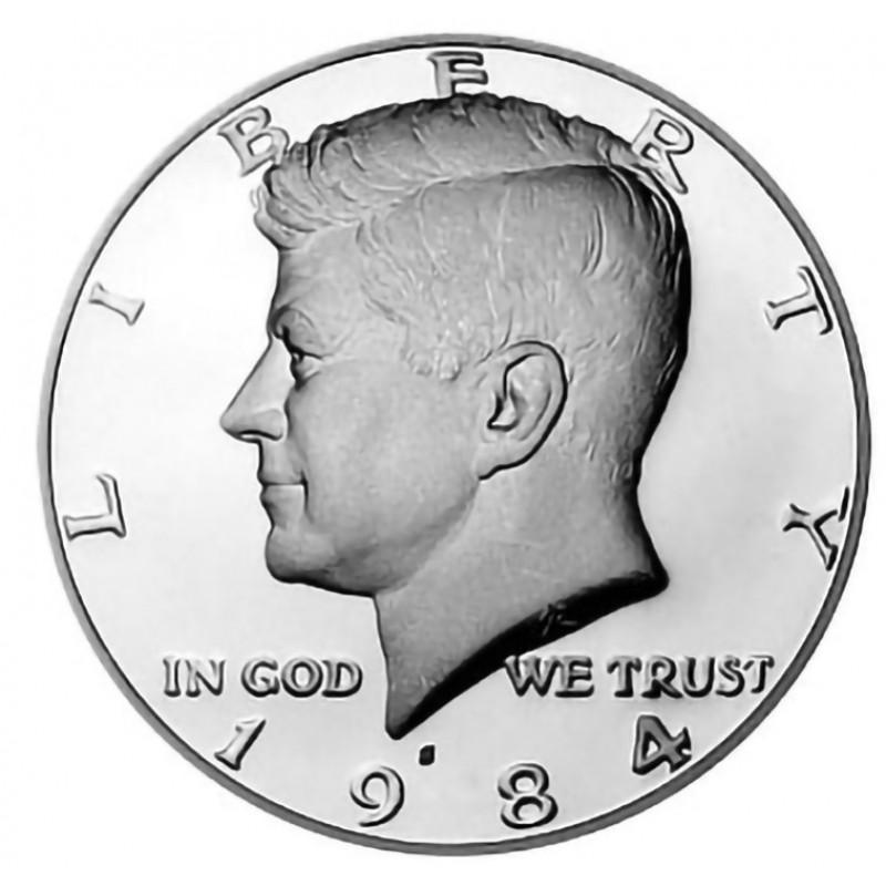 1984-S Kennedy Half Dollar