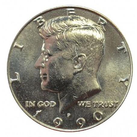 1990-P Kennedy Half Dollar