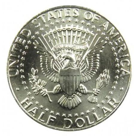 1993-D Kennedy Half Dollar