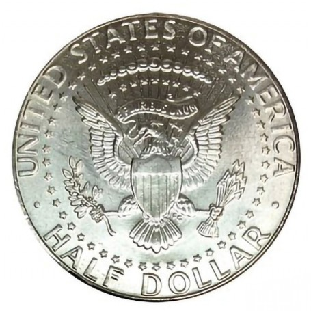 1993-P Kennedy Half Dollar