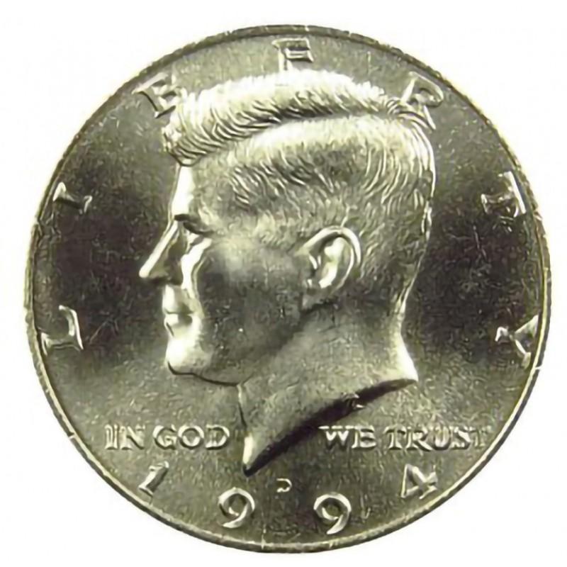 1994-D Kennedy Half Dollar