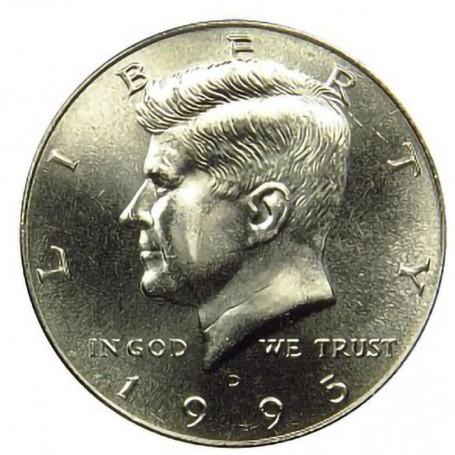 1995-D Kennedy Half Dollar