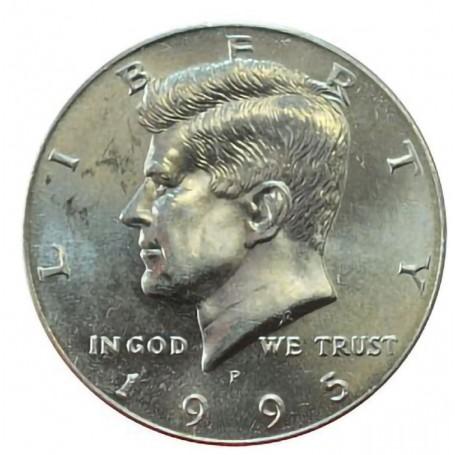 1995-P Kennedy Half Dollar